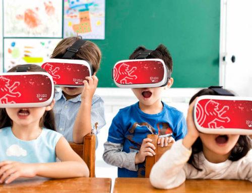 Como a realidade virtual ajuda no aprendizado do inglês?