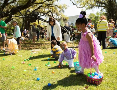 Páscoa inglesa mantém tradição da caça aos ovos