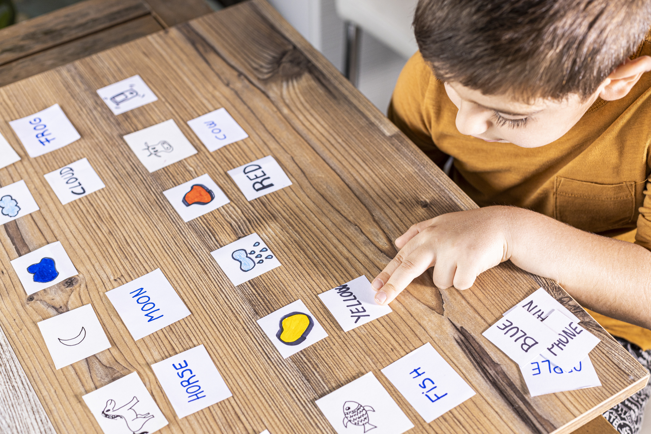 Mitos sobre o estudo de ingles para crianças