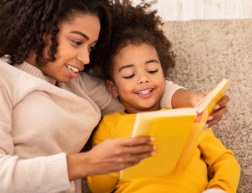 Histórias infantis em inglês para ler para as crianças